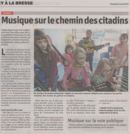 Article 06 avril 2018