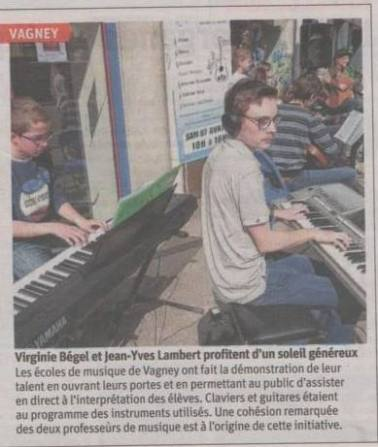 Article Vosges Matin 10 avril 2018